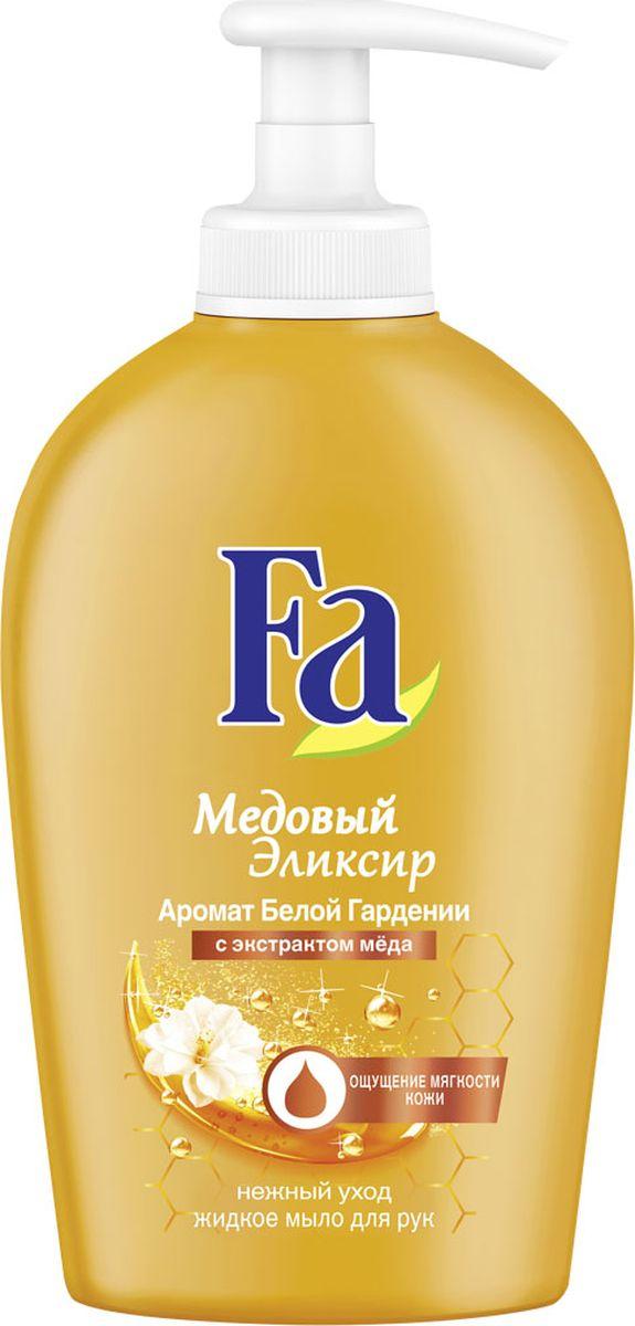 Fa Жидкое мыло Медовый Эликсир 250 мл гель д душа fa медовый эликсир аромат белой гардении 250мл