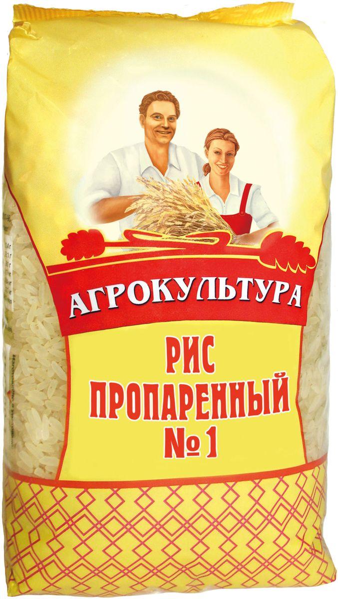 Агрокультура рис длиннозерный пропаренный №1, 800 г цена