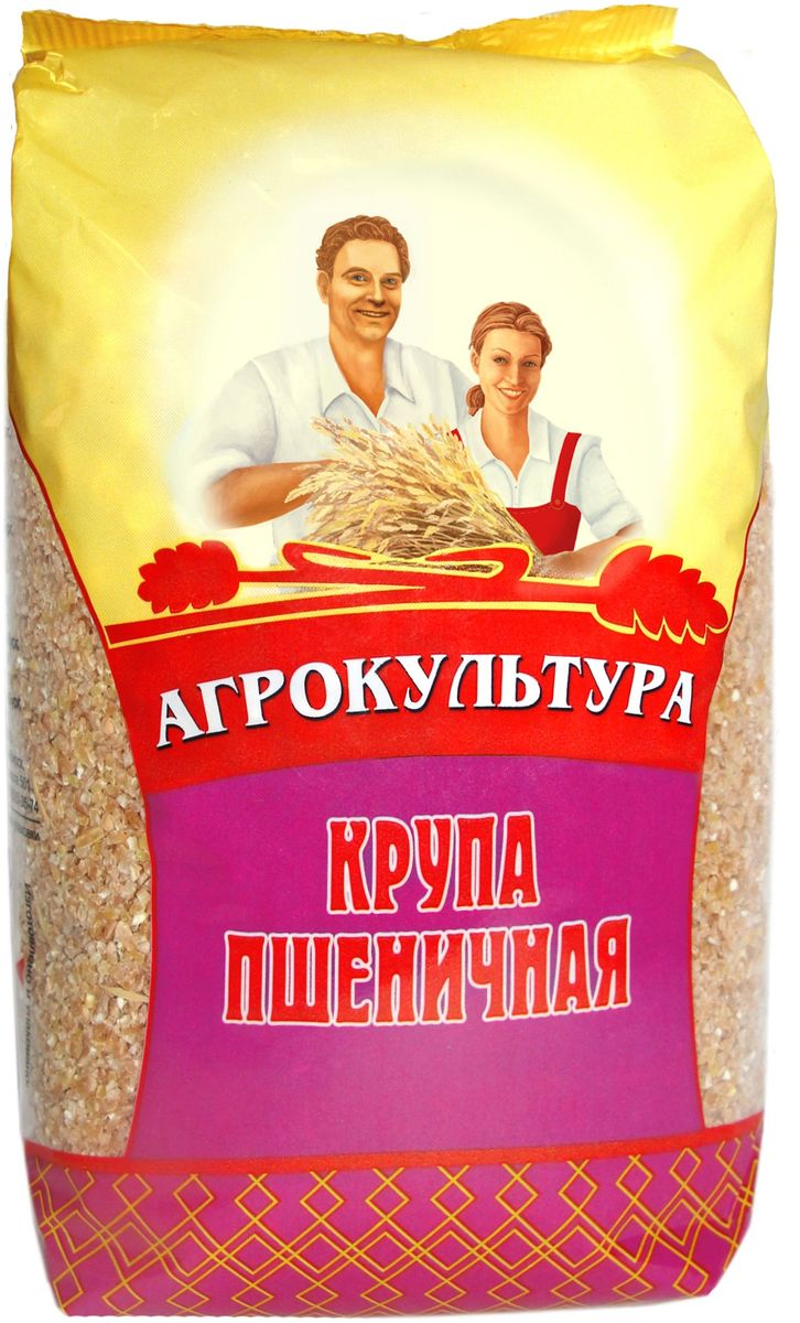 Агрокультура пшеничная крупа, 600 г Агрокультура