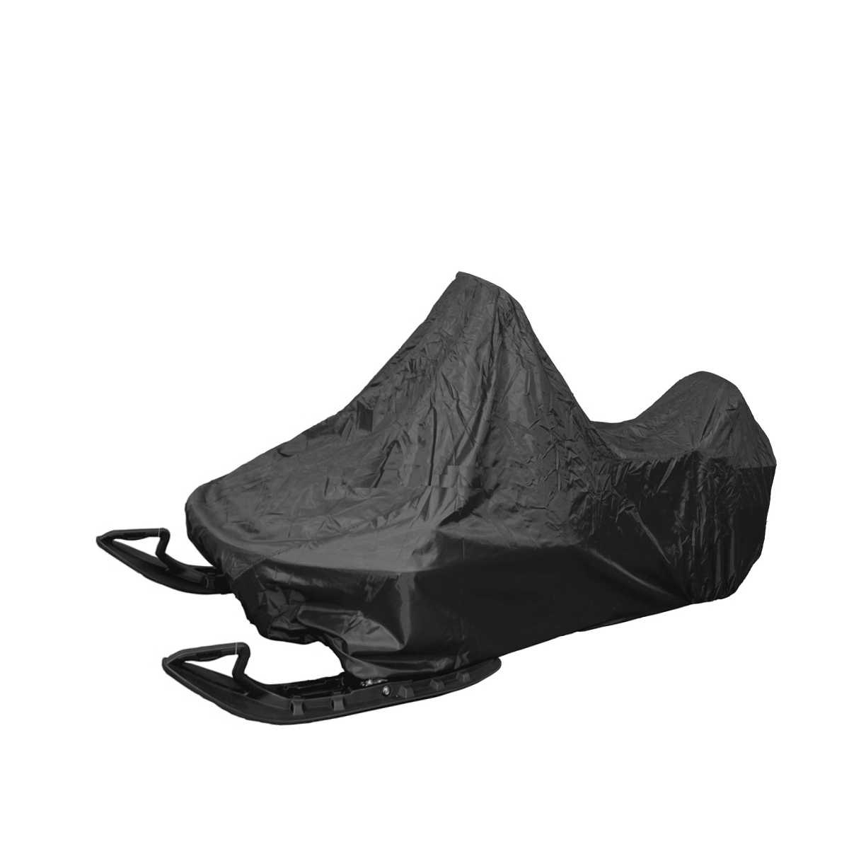 Чехол AG-brand, для снегохода Yamaha Viking 540, цвет: черный