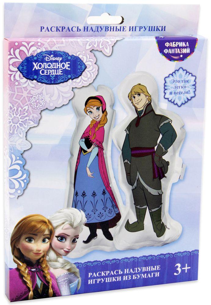 Disney Набор для раскрашивания надувной игрушки Анна и Кристофф наборы для рисования лавка чудес набор для раскрашивания надувной игрушки лошадка