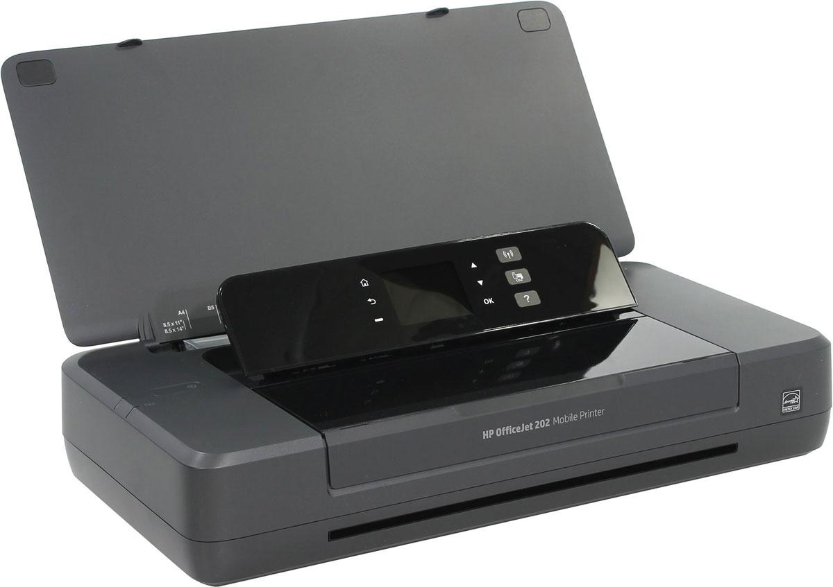 Принтер HP Officejet 202 (N4K99C) мобильный