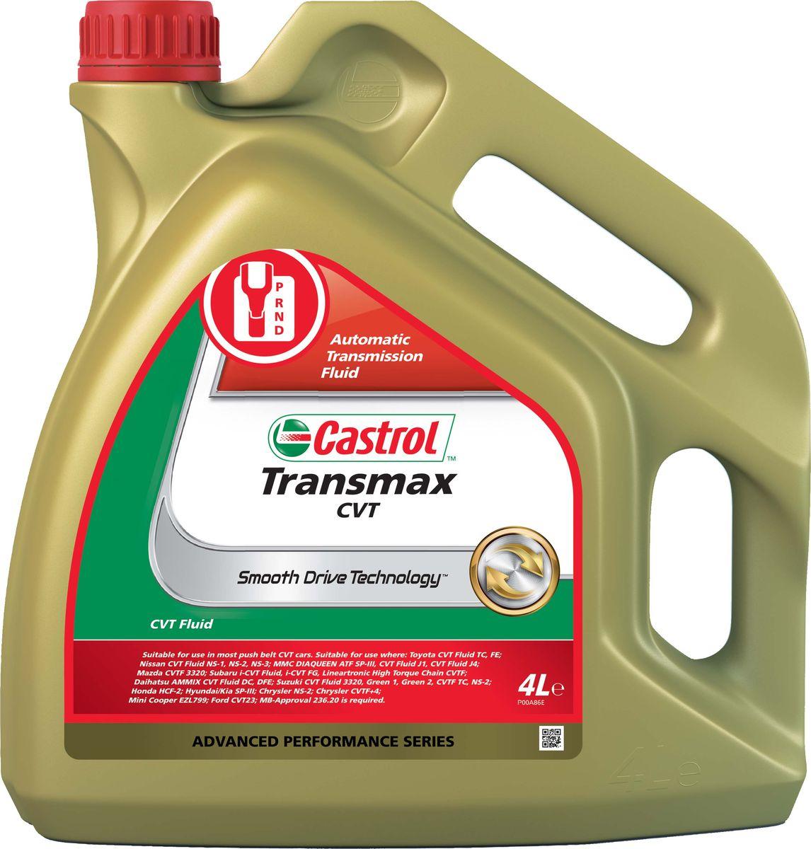 цена на Трансмиссионное масло Castrol 4 л 156CA6