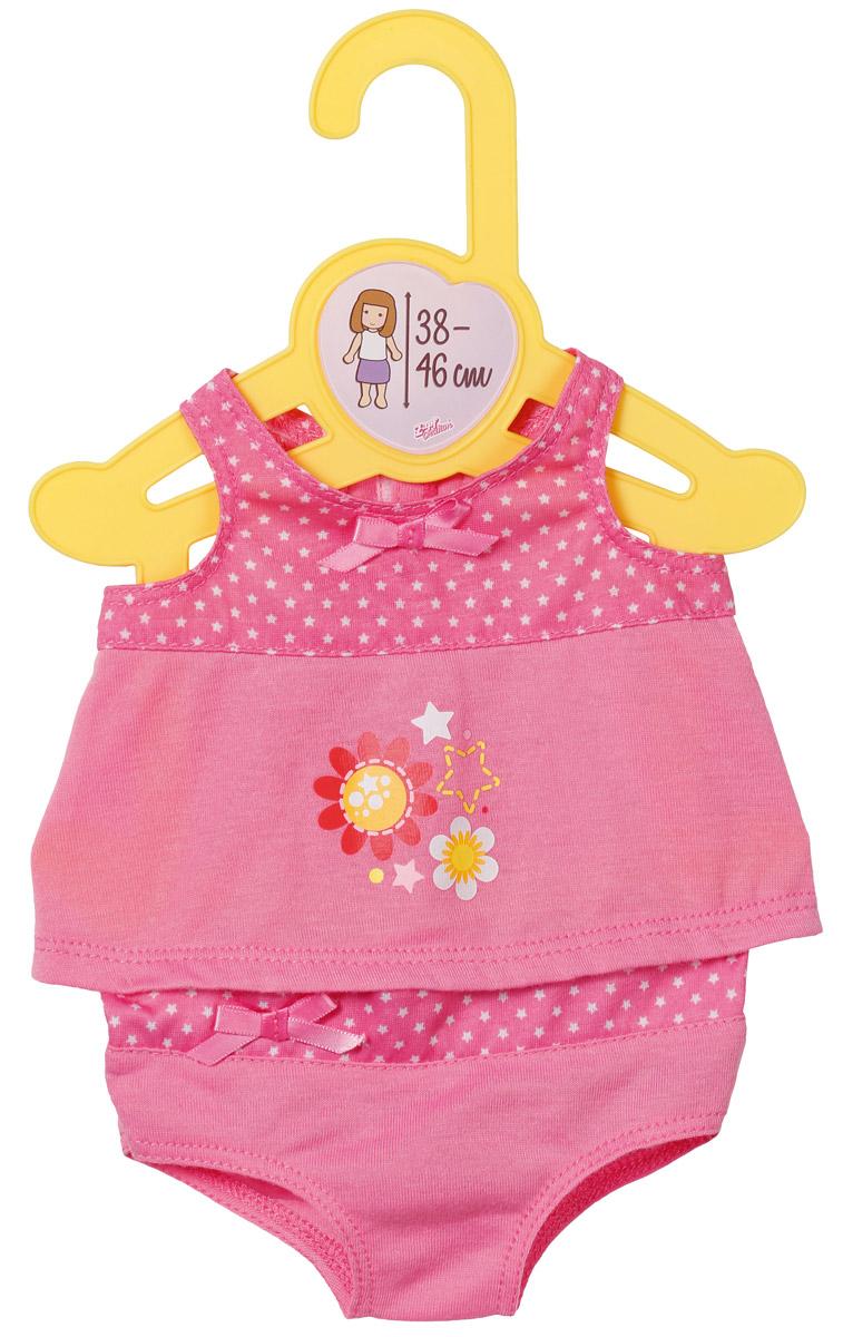 Baby Born Нижнее белье для куклы цвет розовый цена
