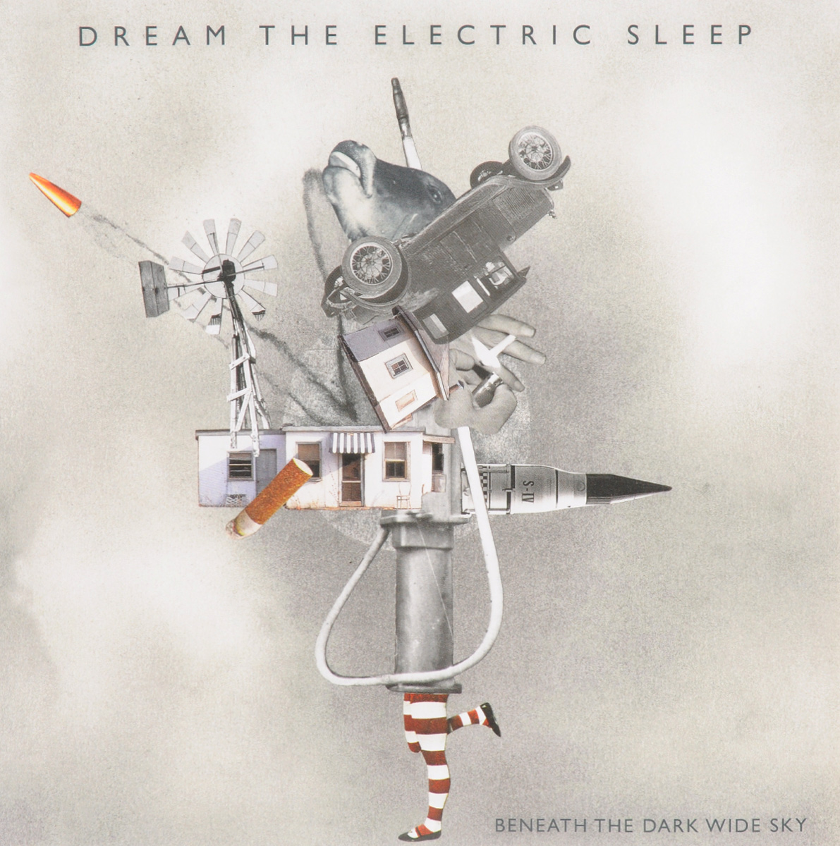Dream The Electric Sleep. Beneath The Dark Wide Sky (2 LP + CD)