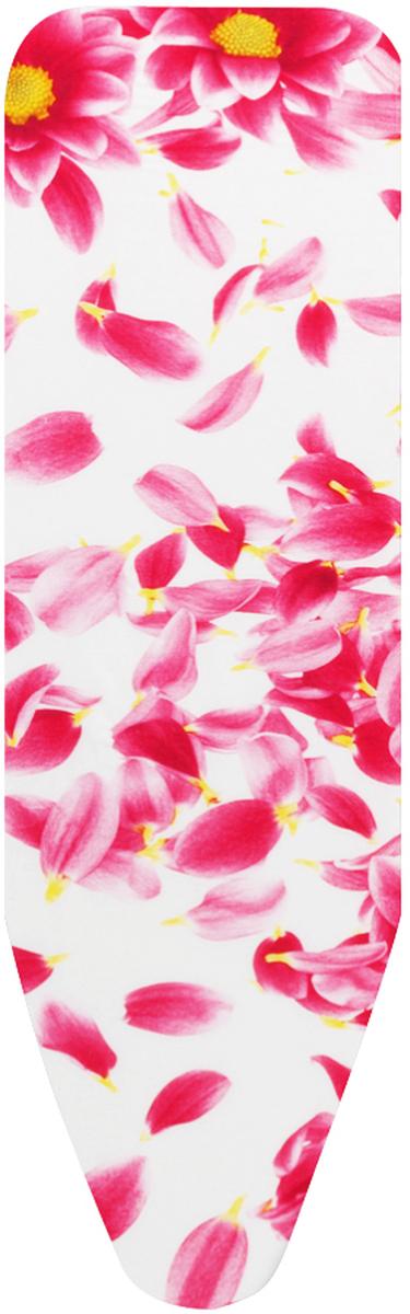 Фото - Чехол для гладильной доски Brabantia Perfect Fit. Розовый сантини, 2 мм, 110 х 30 см. 194801 чехол для гладильной доски brabantia perfect fit 2 мм цвет зерно 135 х 45 см 111648
