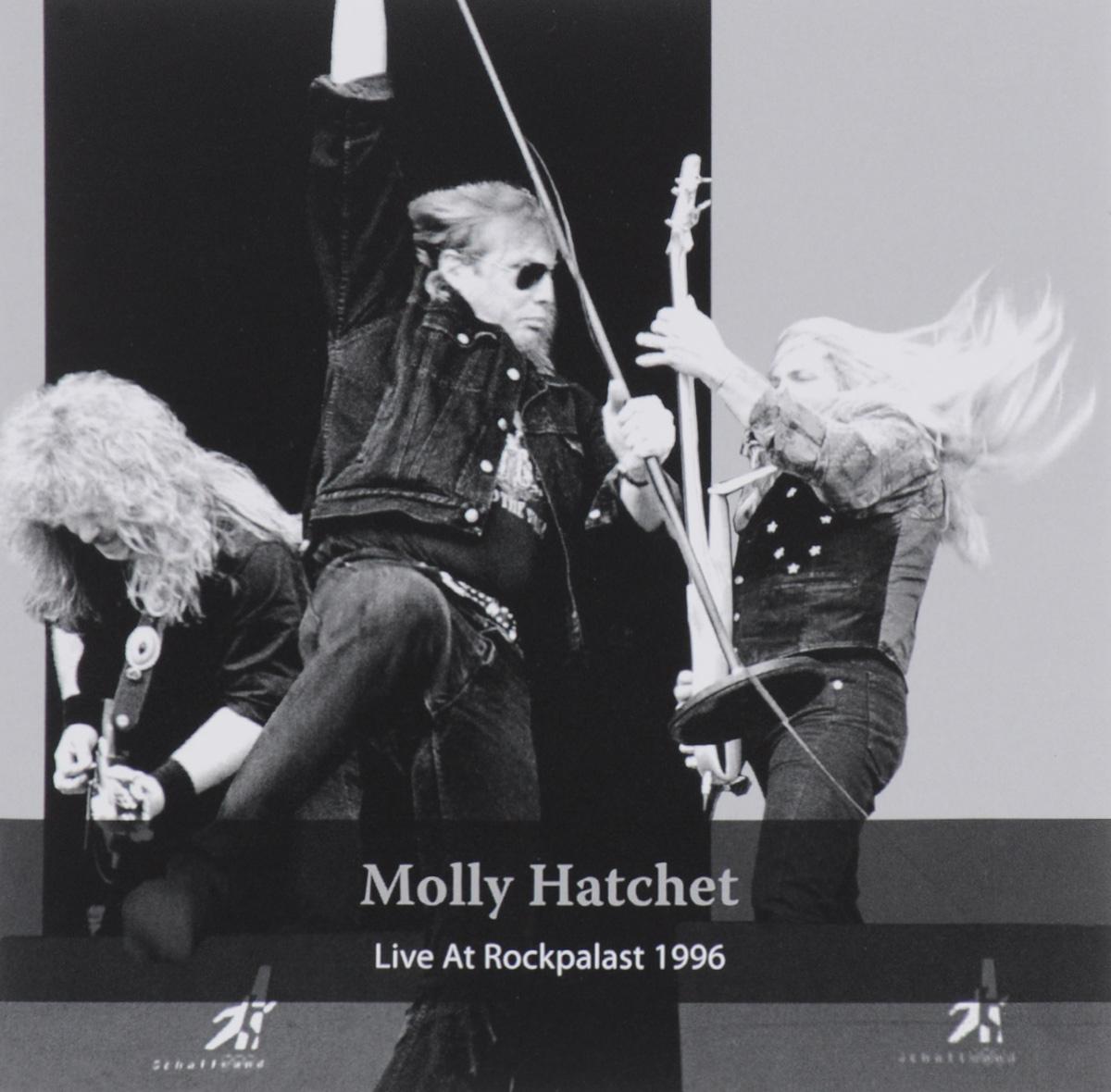 Молли Хатчет Molly Hatchet. Live At Rockpalast 1996 revenge at hatchet creek