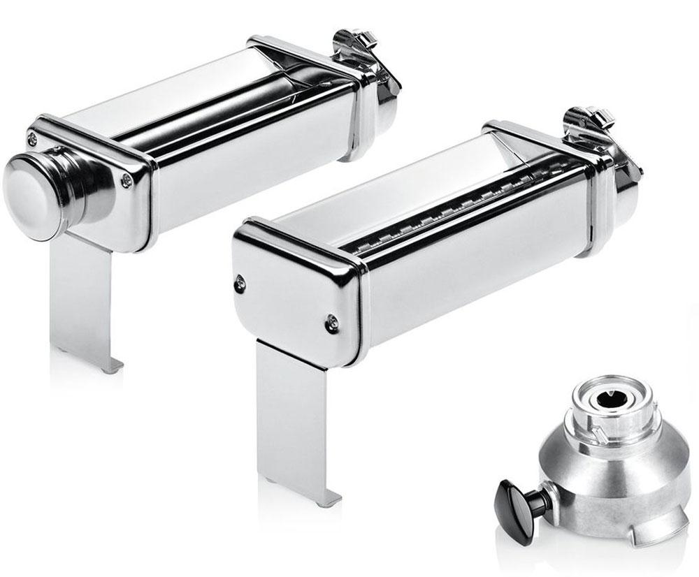 Bosch MUZXLPP1 насадки для приготовления лазаньи и лапши для кухонных комбайнов, 2 шт цена