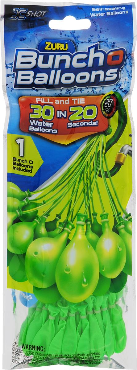 Zuru Водяное оружие Bunch O Balloons цвет зеленый