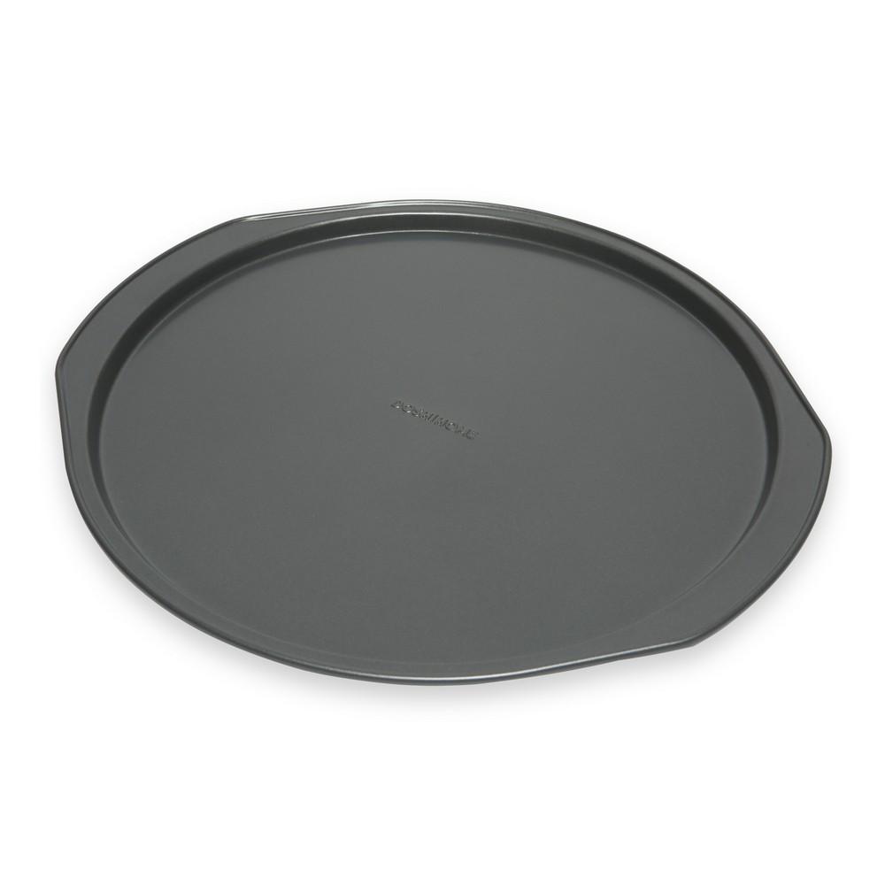 Форма для пиццы Dosh Home Fornax, с антипригарным покрытием, диаметр 33 см форма для пиццы dr oetker comfort круглая с антипригарным покрытием цвет серый диаметр 30 см