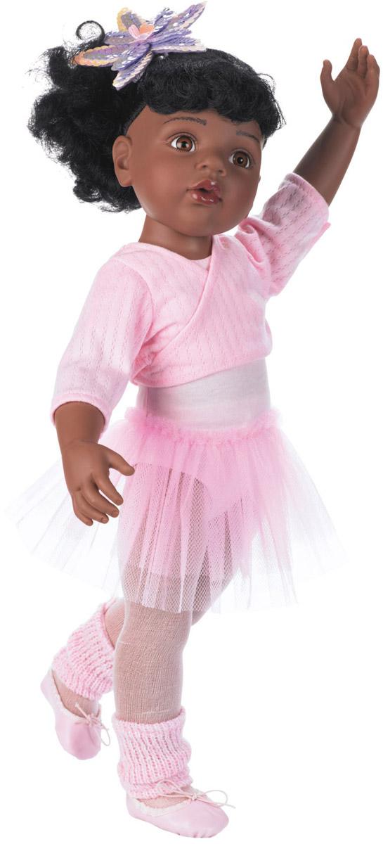 цена на Gotz Кукла Ханна балерина афроамериканка