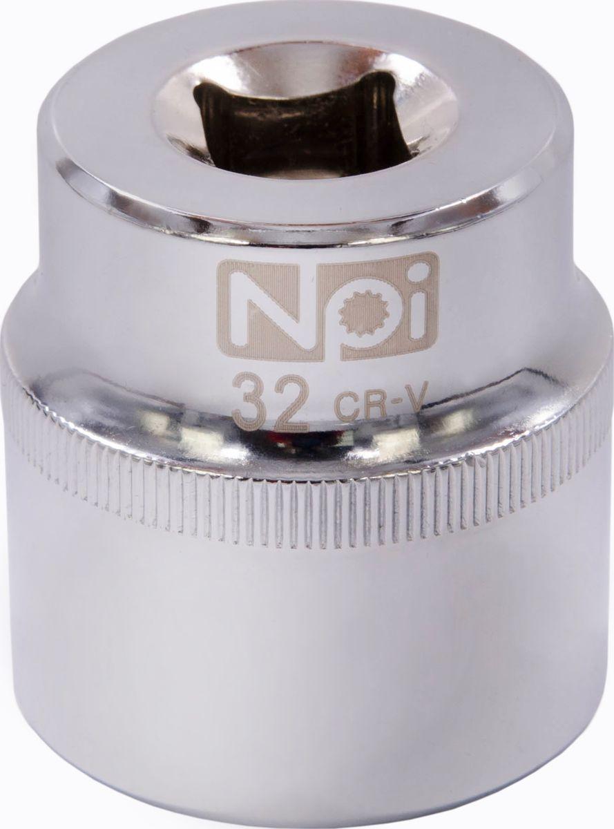 "Головка торцевая NPI ""SuperLock"", 1/2"", 32 мм"