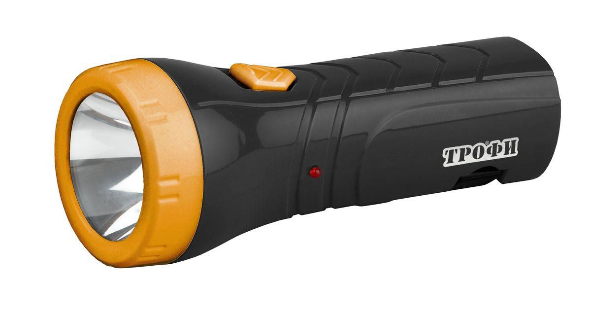 Фонарь ручной Трофи, 4 x LED, 4V 0,5Ah