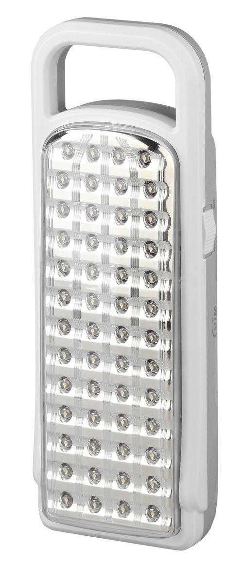 Фото - Фонарь ручной Трофи, 52 x LED, аккумулятор 4V 3Ah, ЗУ 220V аккумулятор