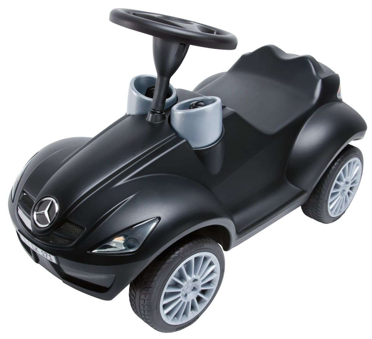 Big Машинка SLK-Bobby-Benz
