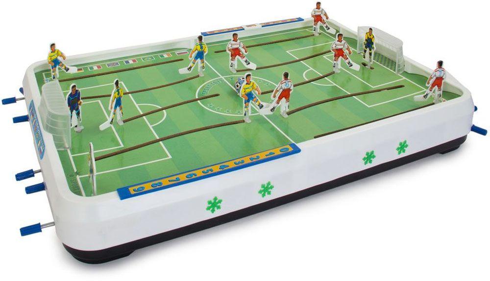Настольная игра Мини-футбол. 030 настольная игра abtoys футбол s 00092 wa c8044 50 5 х 29 х 9 см