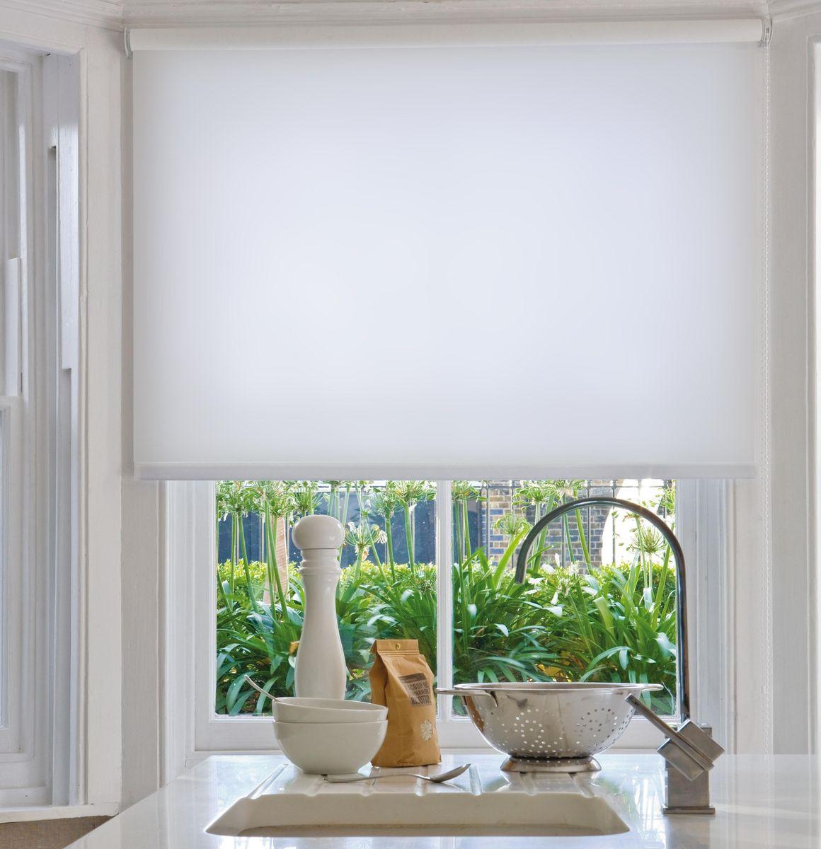 Штора рулонная Эскар Ролло. Однотонные, цвет: белый, ширина 60 см, высота 170 см8008060170Рулонными шторами можно оформлять окна как самостоятельно, так и использовать в комбинации с портьерами. Это поможет предотвратить выгорание дорогой ткани на солнце и соединит функционал рулонных с красотой навесных. Преимущества применения рулонных штор для пластиковых окон: - имеют прекрасный внешний вид: многообразие и фактурность материала изделия отлично смотрятся в любом интерьере; - многофункциональны: есть возможность подобрать шторы способные эффективно защитить комнату от солнца, при этом о на не будет слишком темной. - Есть возможность осуществить быстрый монтаж. ВНИМАНИЕ! Размеры ширины изделия указаны по ширине ткани! Во время эксплуатации не рекомендуется полностью разматывать рулон, чтобы не оторвать ткань от намоточного вала. В случае загрязнения поверхности ткани, чистку шторы проводят одним из способов, в зависимости от типа загрязнения: легкое поверхностное загрязнение можно удалить при помощи канцелярского ластика; чистка от пыли производится сухим методом при помощи пылесоса с мягкой щеткой-насадкой; для удаления пятна используйте мягкую губку с пенообразующим неагрессивным моющим средством или пятновыводитель на натуральной основе (нельзя применять растворители). Рекомендуем!
