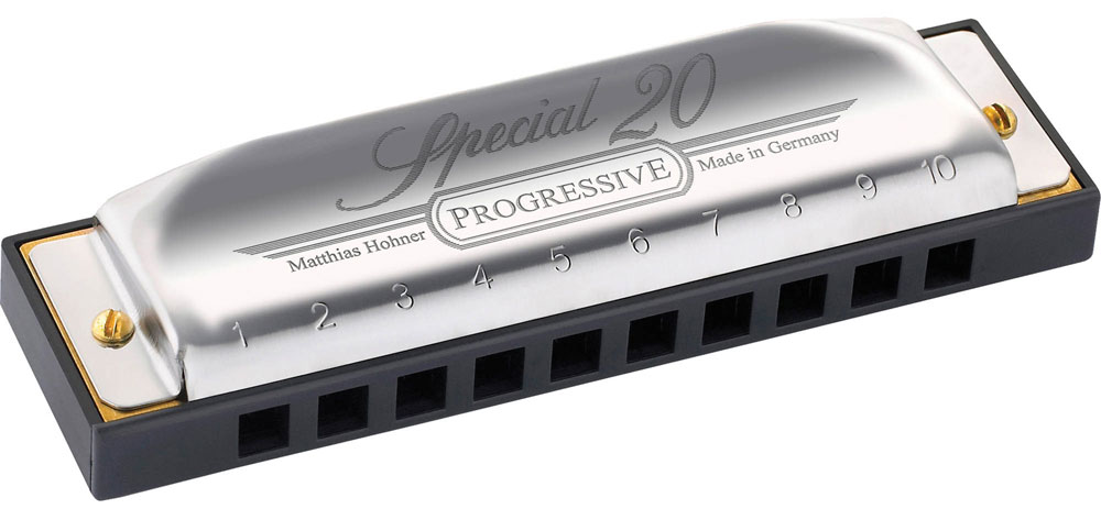 Hohner Special 20 560/20 A (M560106X) губная гармошка