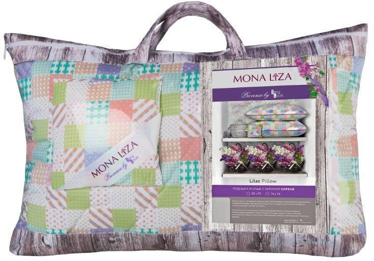 Подушка Mona Liza Provence аромат Lilac, 50 х 70 см подушка mona liza 50х70 см лебяжий пух