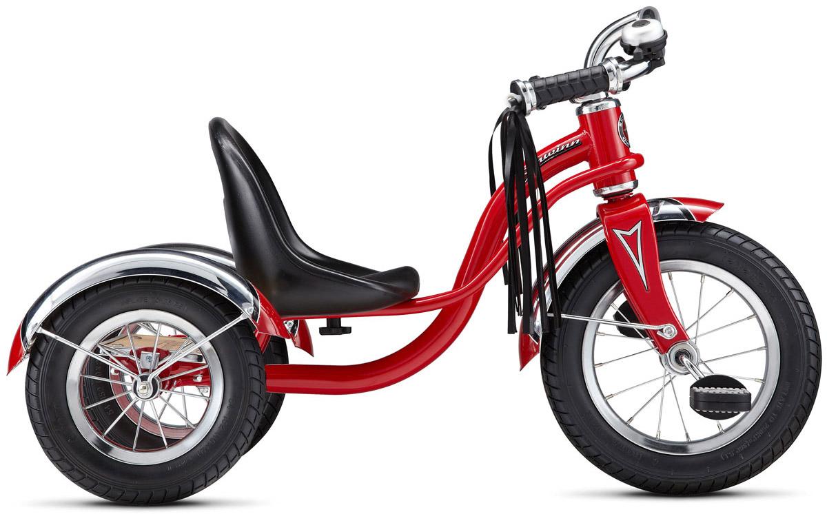 Schwinn Roadster Trike Детский трехколесный велосипед колесо 12 цвет красный