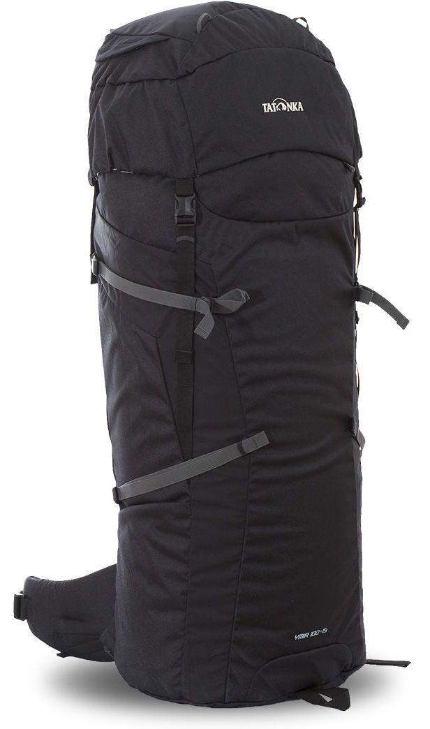 """Рюкзак туристический Tatonka """"Ymir"""", цвет: черный, 115 л"""