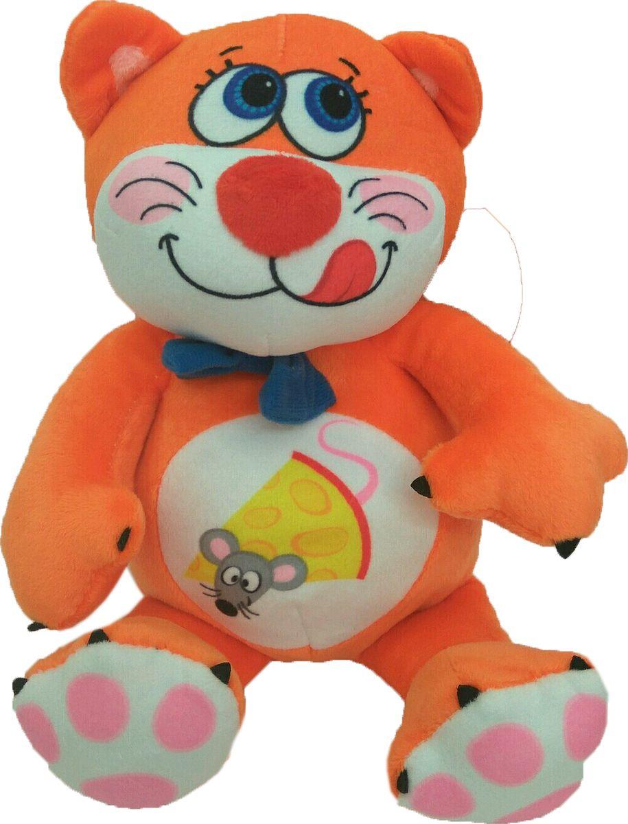СмолТойс Мягкая игрушка Котенок Барсик 29 см