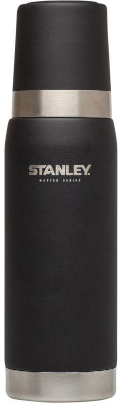 """Термос Stanley """"Master"""", цвет: черный, 0,75 л"""
