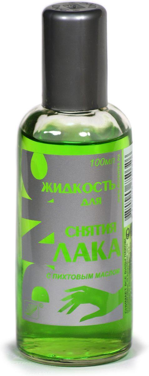 Жидкость для снятия лака DNC, 100 мл anny жидкость для снятия лака с экстрактом авокадо и маслом из косточек винограда 125 мл