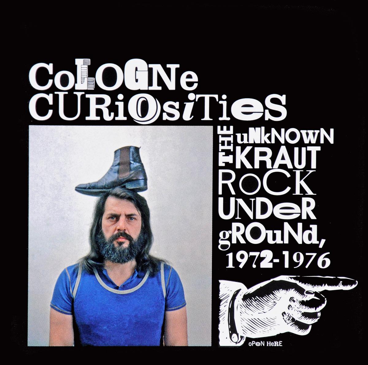 Cologne Curiosities. The Unknown Krautrock Underground, 1972-1976 отсутствует epistolary curiosities series 2
