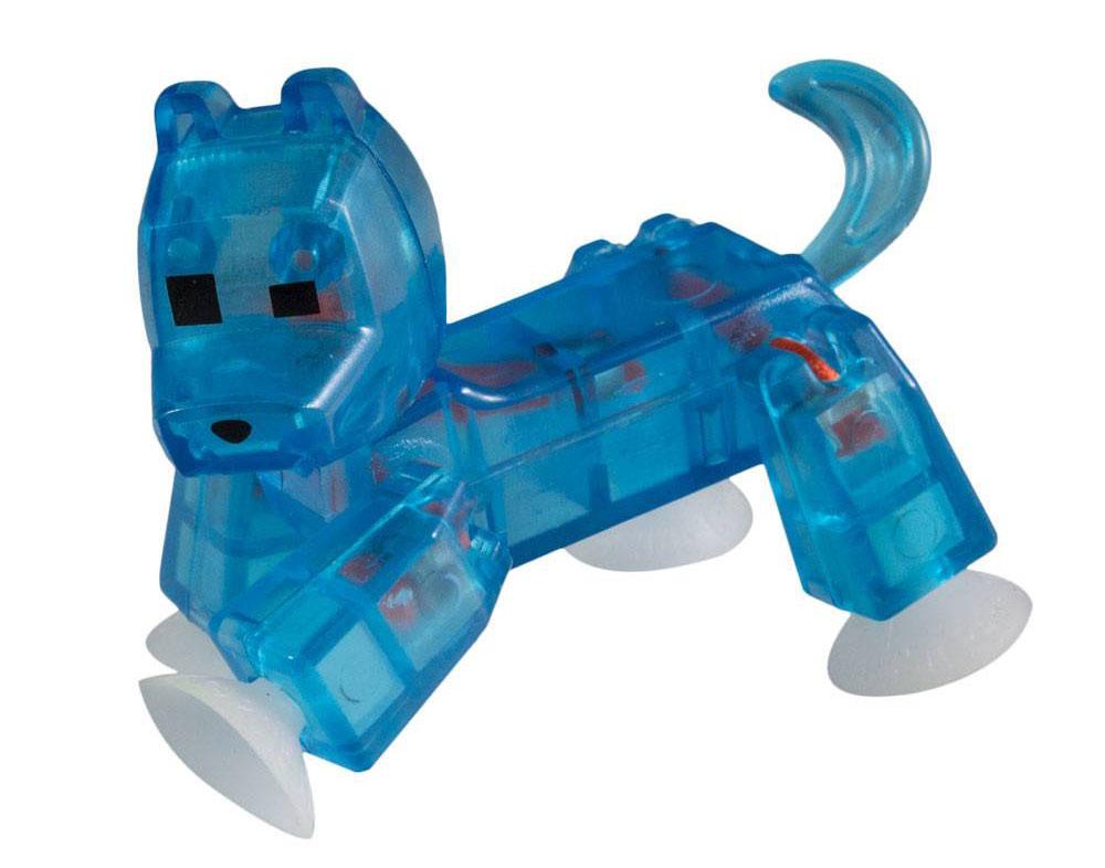 Stikbot Фигурка Питомцы Пес цвет синий stikbot фигурка питомцы бульдог красный