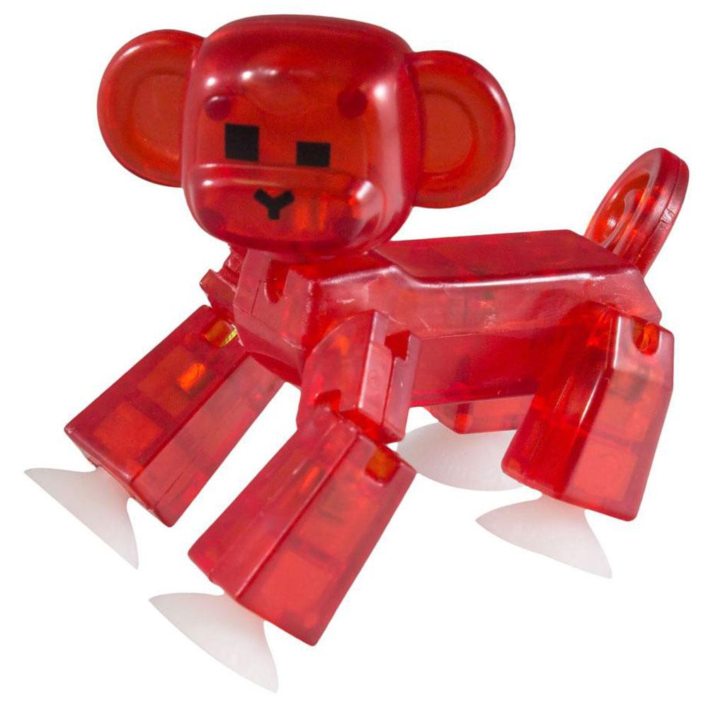 Stikbot Фигурка Питомцы Мартышка цвет красный
