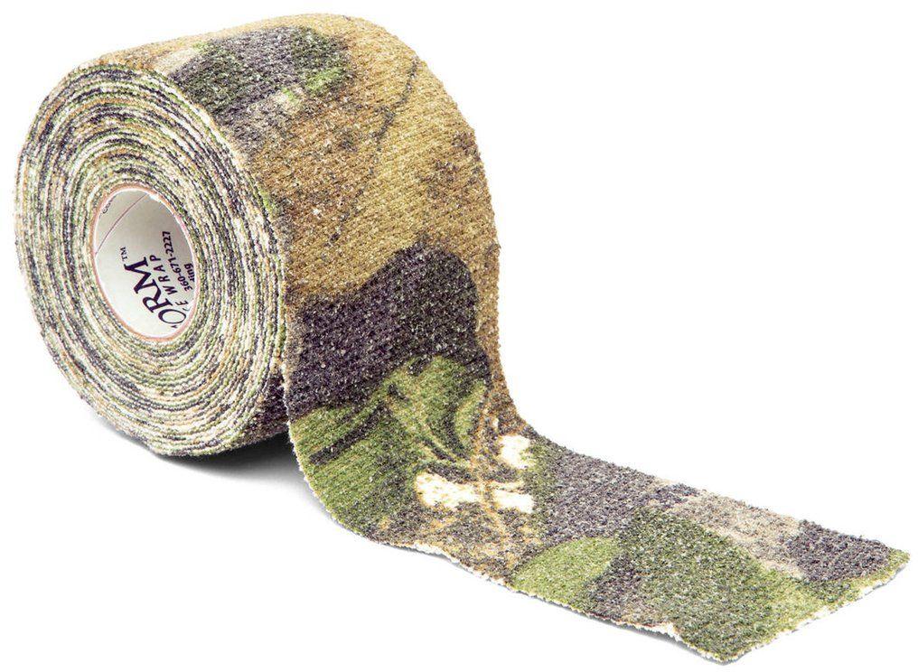 Камуфляжная лента McNett Листва/дерево, многоразовая
