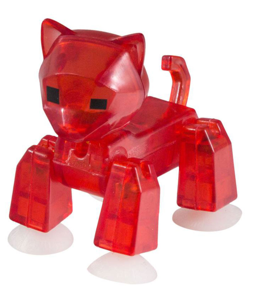 Stikbot Фигурка Питомцы Кот цвет красный stikbot фигурка питомцы бульдог красный