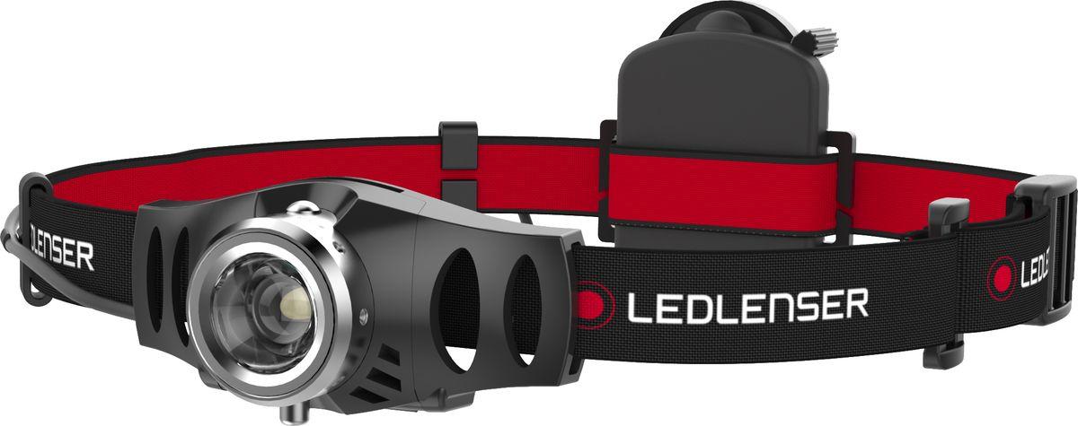 Фонарь налобный LED Lenser H3.2, цвет: черный. 500767