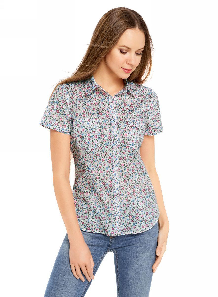 купить Рубашка oodji по цене 959 рублей