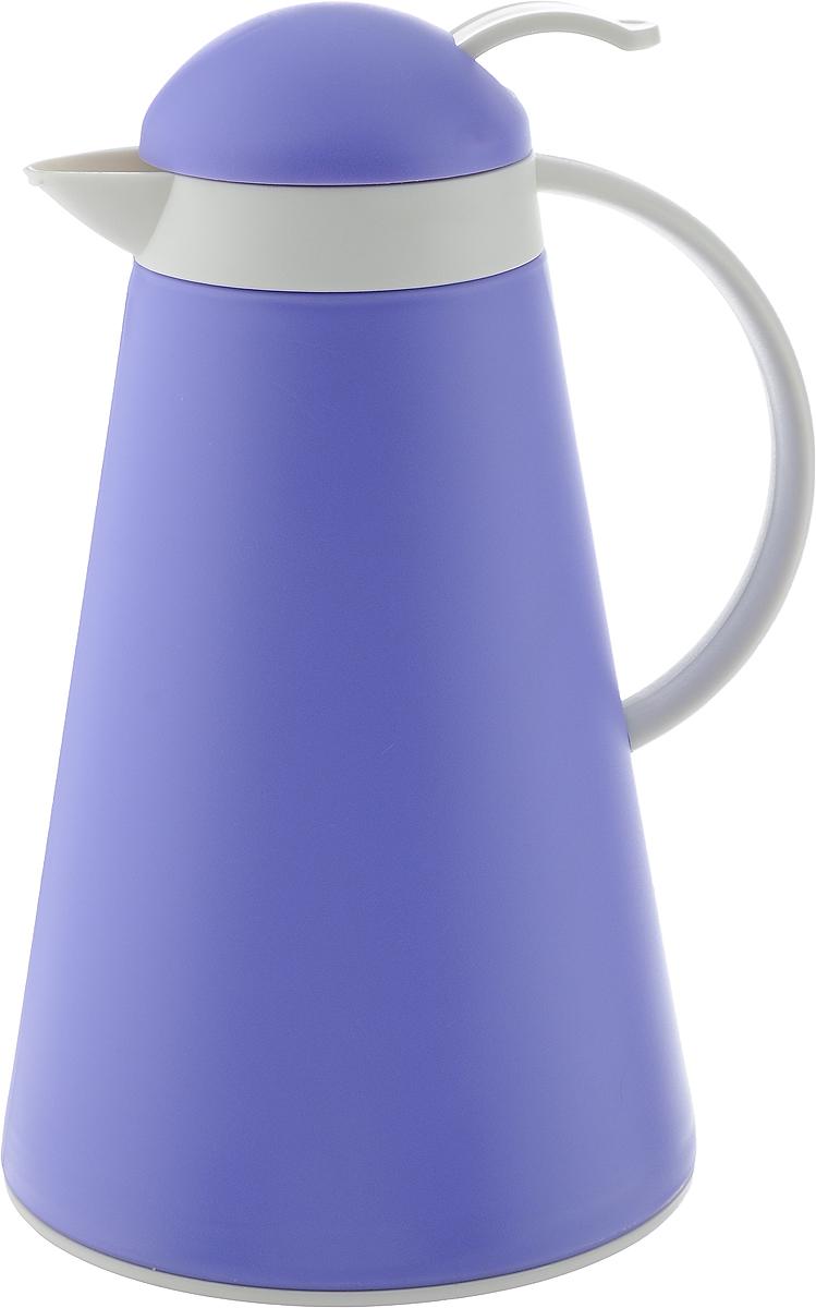 Термос Mayer & Boch, цвет: фиолетовый, 1 л. 22550