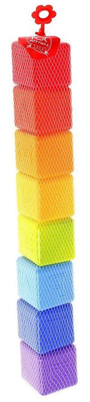 Фото - РосИгрушка Кубики Радуга наборы в песочницу росигрушка клубника 1шт