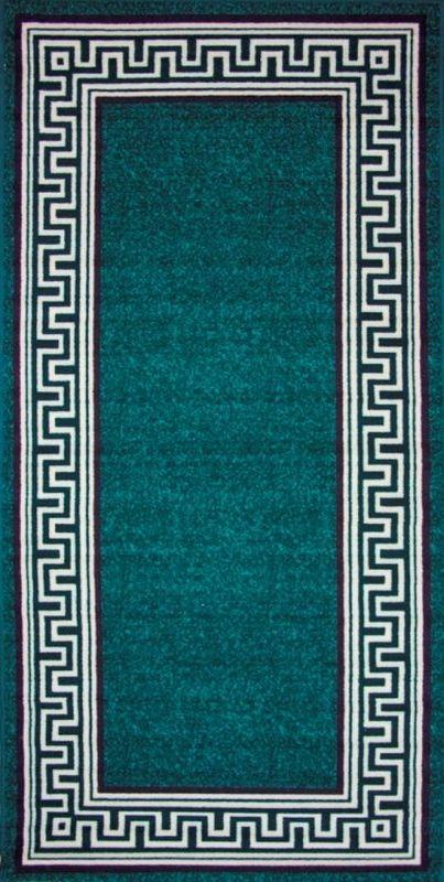 Ковер МАС Розетта. Версаче, 100 х 200 см коврик для ванной mac carpet розетта цвет коричневый розовый 57 х 60 см