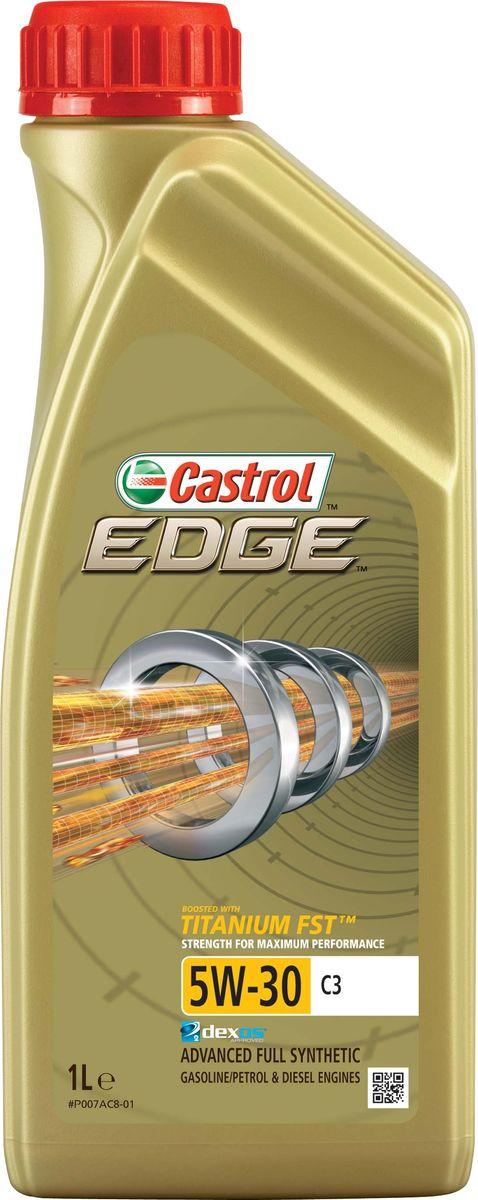 Масло моторное Castrol Edge синтетическое, класс вязкости 5W-30, C3, 1 л15A569Полностью синтетическое моторное масло Castrol Edge произведено с использованием новейшей технологии TITANIUM FST™, придающей масляной пленке дополнительную силу и прочность благодаря соединениям титана.TITANIUM FST™ радикально меняет поведение масла в условиях экстремальных нагрузок, формируя дополнительный ударопоглощающий слой. Испытания подтвердили, что TITANIUM FST™ в 2 раза увеличивает прочность пленки, предотвращая ее разрыв и снижая трение для максимальной производительности двигателя. С Castrol Edge ваш автомобиль готов к любым испытаниям независимо от дорожных условий.Castrol Edge предназначено для использования в бензиновых и дизельных двигателях автомобилей, в которых предписаны моторные масла, соответствующие классу вязкости SAE 5W-30 и спецификациям ACEA C3, API SN или более ранним. Castrol Edge рекомендовано и одобрено для применения в автомобилях ведущих производителей техники.Castrol Edge обеспечивает надежную и максимально эффективную работу современных высокотехнологичных двигателей, созданных по новейшим инженерным разработкам, которые работают в условиях ужесточенных допусков производителей техники, требующих высокого уровня защиты и использования маловязких масел. Castrol Edge: - обеспечивает максимальную эффективность работы мотора как в краткосрочном периоде времени, так и в течение длительного срока службы; - подавляет образование отложений, способствуя повышению скорости реакции двигателя на нажатие педали акселератора; - поддерживает мак... Рекомендуем!