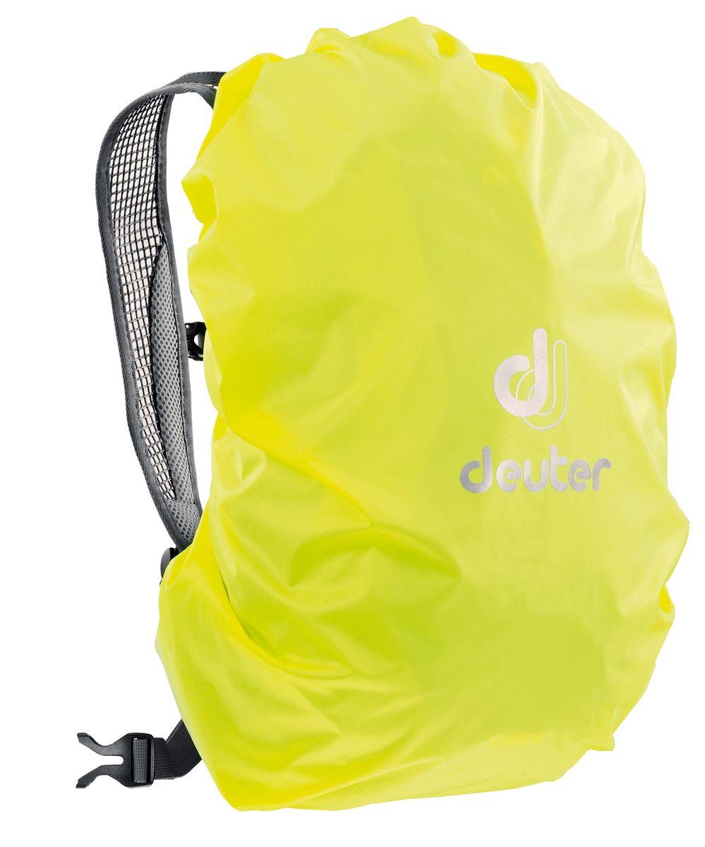 Чехол для рюкзака Deuter Raincover Mini, от дождя, цвет: желтый, 12-22 л