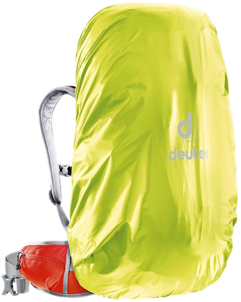Чехол для рюкзака Deuter Raincover II, от дождя, цвет: желтый, 30-50 л