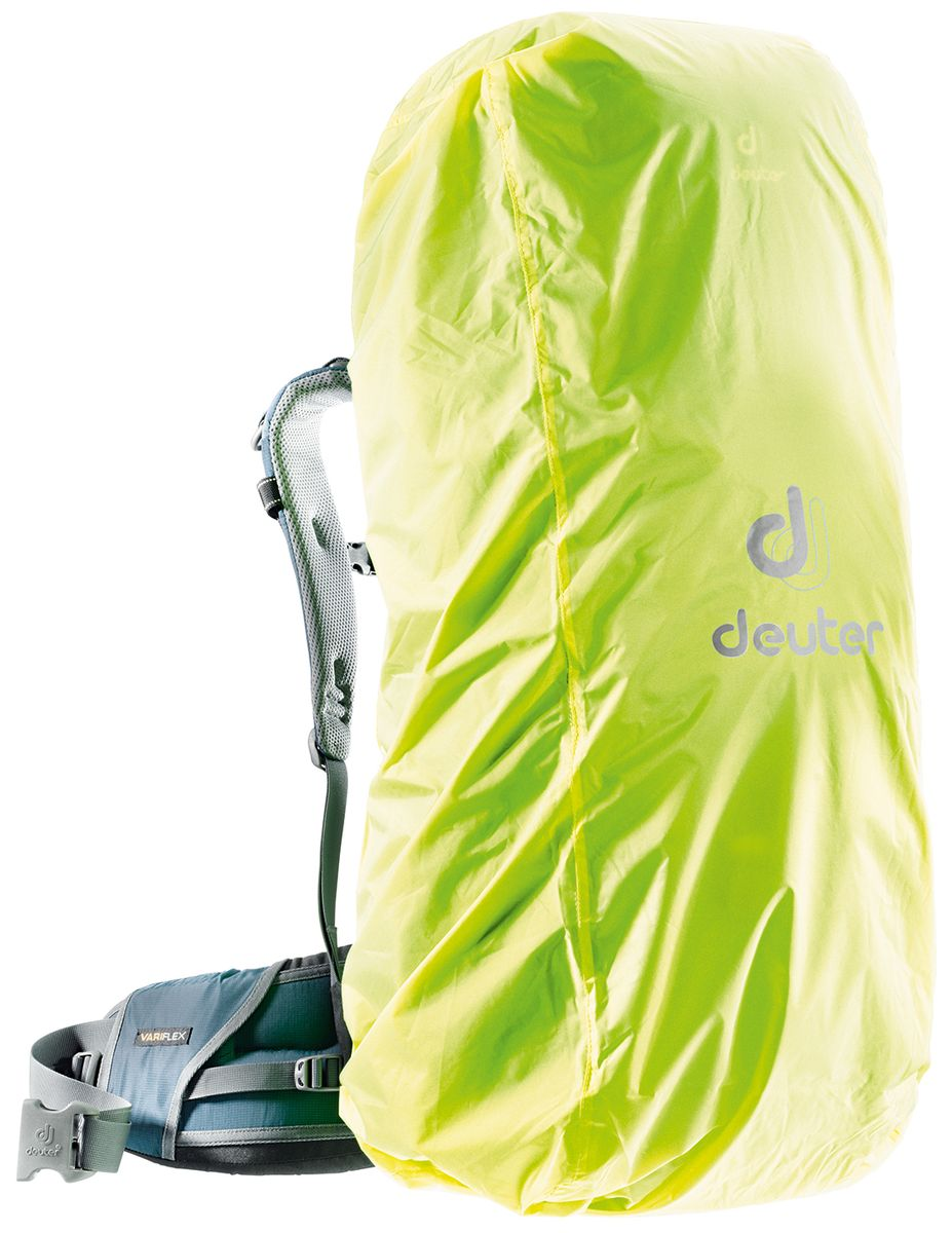 Чехол для рюкзака Deuter Raincover III, от дождя, цвет: желтый, 45-90 л