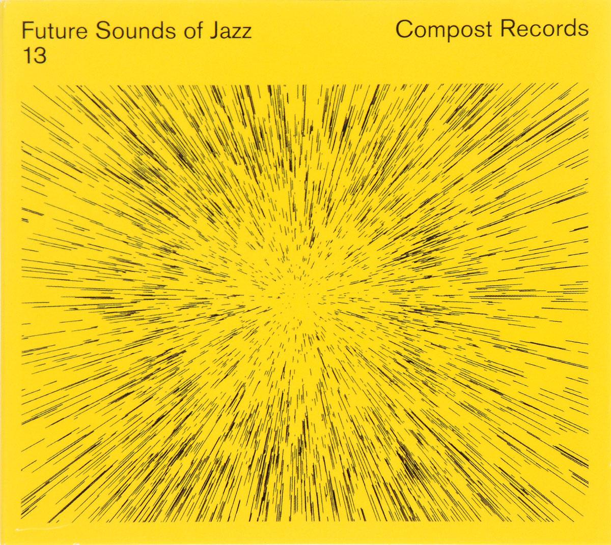Future Sounds Of Jazz 13 (2 CD) стоимость