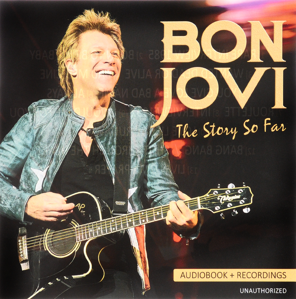 Bon Jovi Bon Jovi. The Story So Far supertramp the story so far