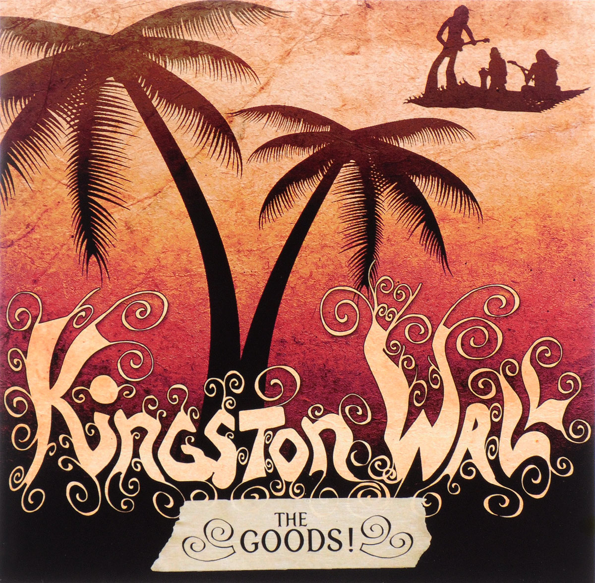 Kingston Wall Wall. The Goods! (2 CD)