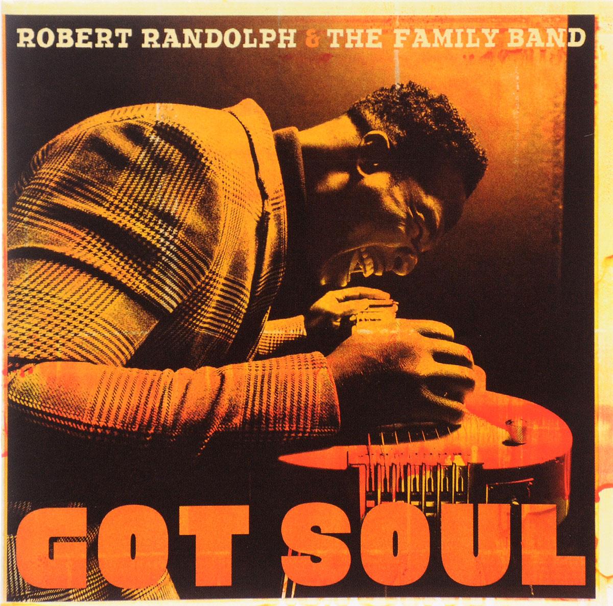 Фото - Роберт Рэндолф,The Family Band,Дэриус Рукер,Cory Henry,Энтони Хэмилтон Robert Randolph & The Family Band. Got Soul cory