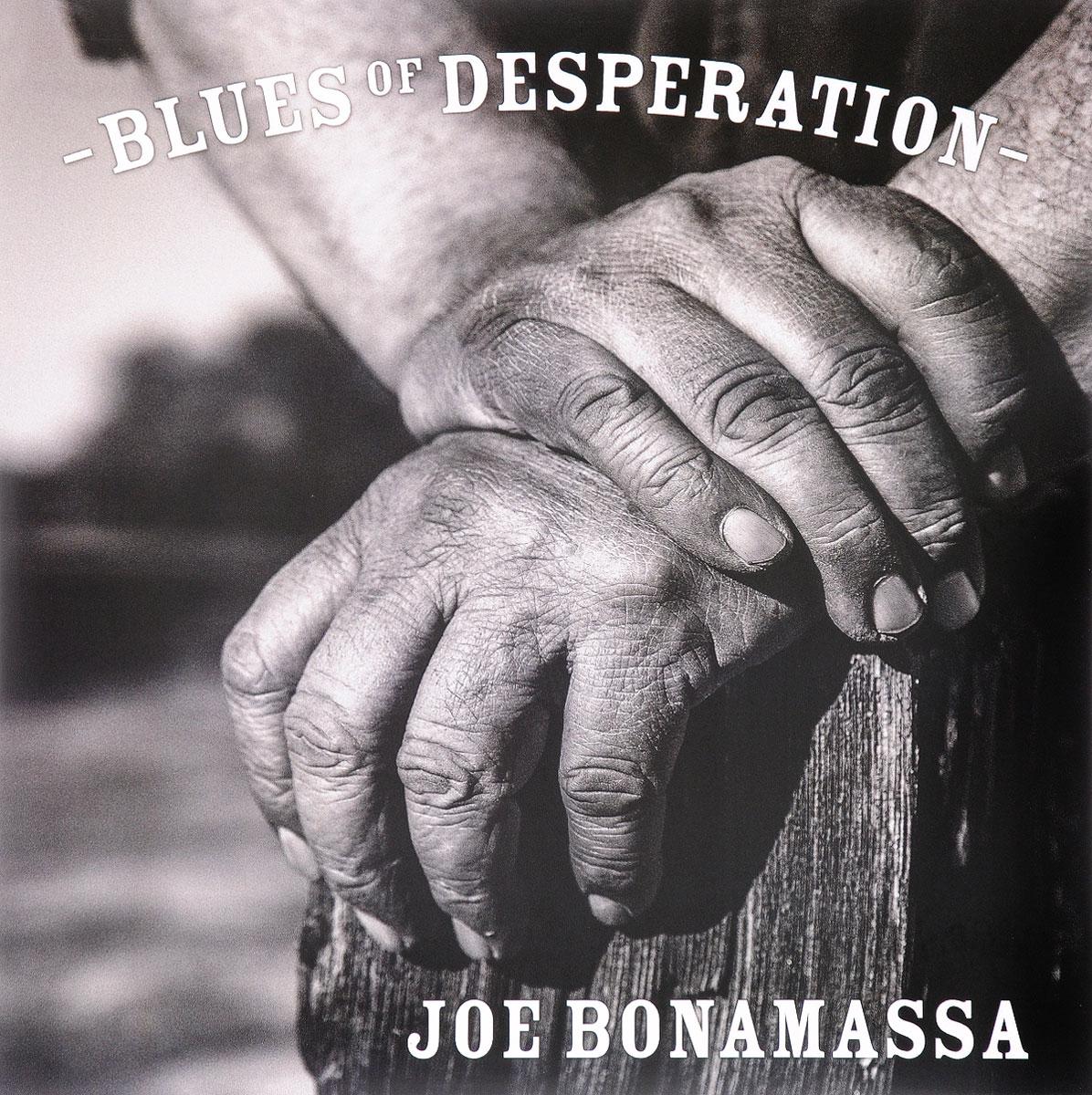 цена на Джо Бонамасса Joe Bonamassa. Blues Of Desperation (2 LP)