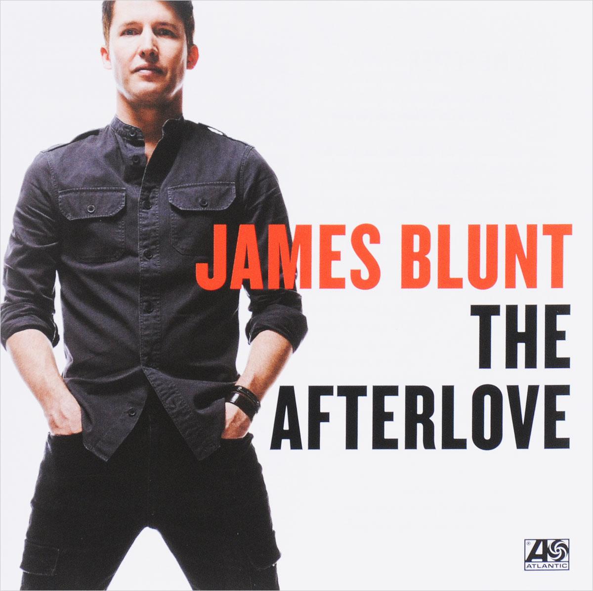 Джеймс Блант James Blunt. The Afterlove james blunt erfurt