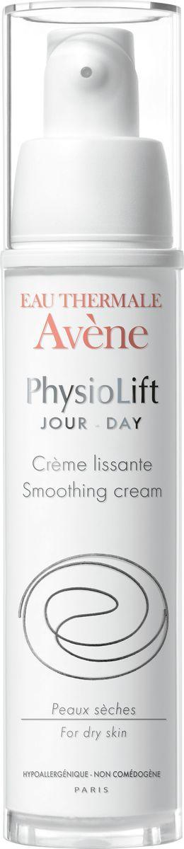 Avene Дневной разглаживающий крем Physio Lift от глубоких морщин, 30 мл avene крем для контура глаз от глубоких морщин физиолифт 15 мл
