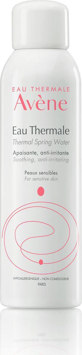 Avene Термальная вода Eau Thermale 150 мл термальная вода 300 мл avene